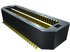 0.635 mm Q Strip® High-Speed Ground Plane Terminal Strip