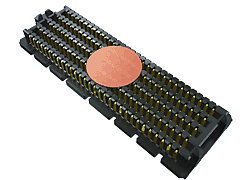 "1.27 mm SEARAYâ""¢ High-Speed High-Density Open-Pin-Field Array Terminal"