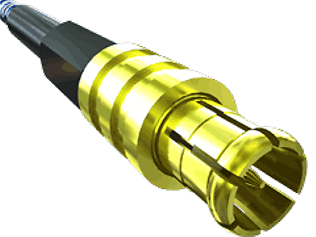 MCX - 50 Ohm MCX Jack or Plug, Cable Termination