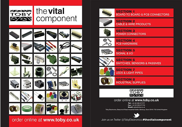 The Vital Component Catalogue Issue 2 From Valcon Print Copy