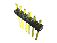 MTMM - 2.00 mm Variable Post Height Terminal Strip / Header