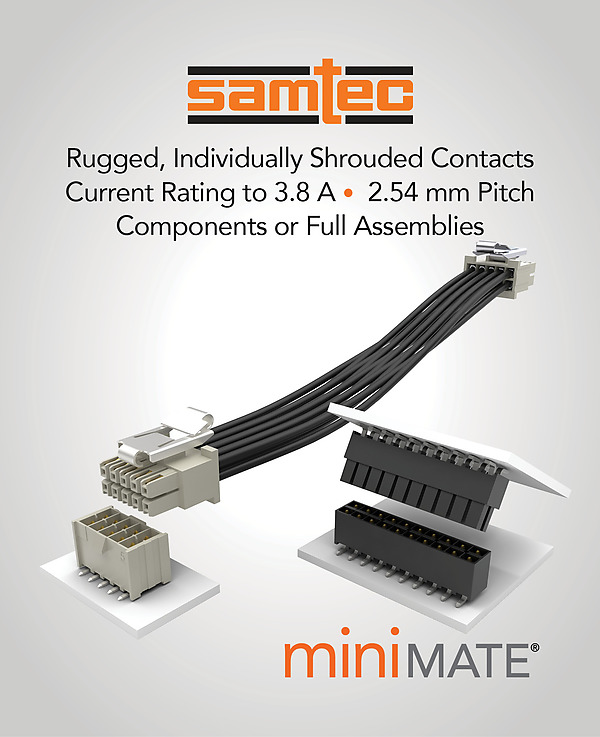 Samtec Mini Mate Series
