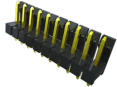 LCW - 2.54 mm Friction Lock Terminal Strip / Header