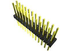 MTSW - 2.54 mm Variable Post Height Terminal Strip / Header