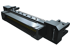 HSEC8-EM - 0.80 mm Edge Rate® High-Speed Edge Card Connector