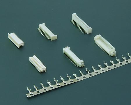 0800 series / 1.25mm Crimp & Poke