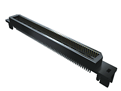 0.80 mm Basic Blade & Beam Terminal Strip, Edge Mount