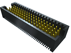 "MOLC - 1.27 mm FOURRAYâ""¢ Quad Row Terminal Strip"