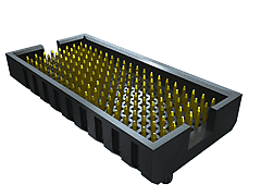 YFT - 1.27 mm SamArray® Low Profile Open-Pin-Field Array Terminal