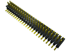1.00 mm Surface Mount Micro Terminal Strip
