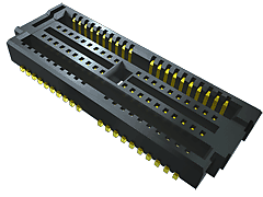 0.50 mm Low Profile Blade & Beam Terminal Strip