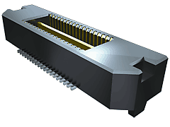0.635 mm Mixed Technology High-Speed Terminal Strip