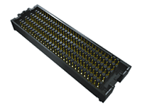 "1.27 mm SEARAYâ""¢ High-Speed High-Density Open-Pin-Field Array Socket"